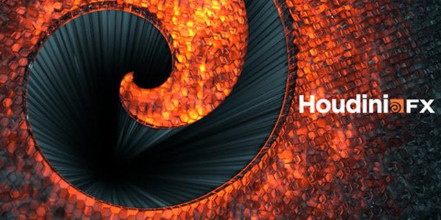 【Houdini to Vray volume grid】 houdiniの雲をMAX(Vray)へ